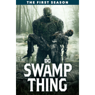 Produktbilde for Swamp Thing - Sesong 1 (UK-import) (BLU-RAY)