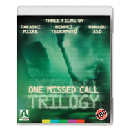 Produktbilde for One Missed Call 1-3 - Trilogy (UK-import) (BLU-RAY)