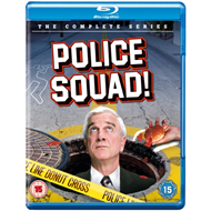 Produktbilde for Police Squad (1982) - The Complete Series (UK-import) (BLU-RAY)