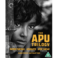 Produktbilde for The Apu Trilogy - The Criterion Collection (UK-import) (BLU-RAY)