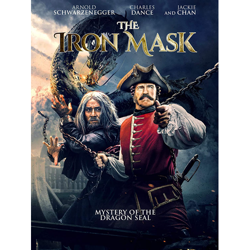 The Iron Mask (2019) (UK-import) (BLU-RAY)