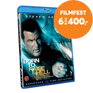 Produktbilde for Born To Raise Hell (DK-import) (BLU-RAY)