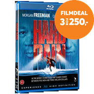 Produktbilde for Hard Rain (1998) (DK-import) (BLU-RAY)