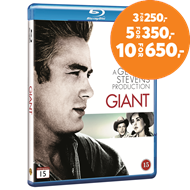 Produktbilde for Giant (1956) / Giganten (DK-import) (BLU-RAY)