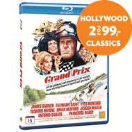 Produktbilde for Grand Prix (1966) (DK-import) (BLU-RAY)