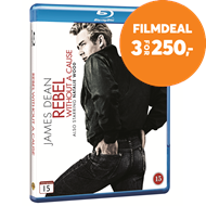 Produktbilde for Rebel Without A Cause (1955) / Rotløs Ungdom (DK-import) (BLU-RAY)
