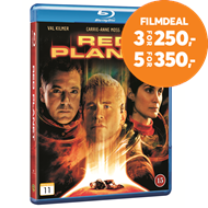 Produktbilde for Red Planet (DK-import) (BLU-RAY)