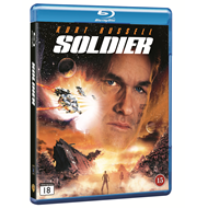 Produktbilde for Soldier (1998) (DK-import) (BLU-RAY)