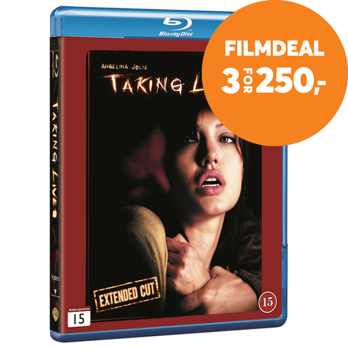 Taking Lives - Extended Cut (DK-import) (BLU-RAY)
