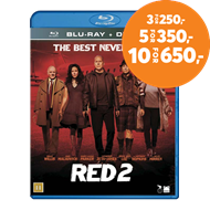 Produktbilde for Red 2 (2013) (DK-import) (BLU-RAY)