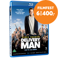 Produktbilde for Delivery Man (DK-import) (BLU-RAY)