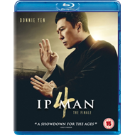 Produktbilde for Ip Man 4 (UK-import) (BLU-RAY)