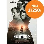 Produktbilde for Krudttønden (BLU-RAY)