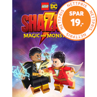 Produktbilde for LEGO Shazam!: Magic And Monsters (BLU-RAY)