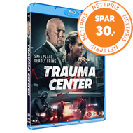 Produktbilde for Trauma Center (BLU-RAY)