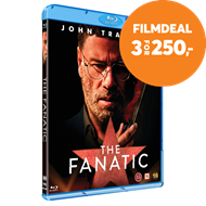 Produktbilde for The Fanatic (BLU-RAY)