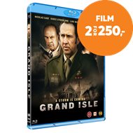 Produktbilde for Grand Isle (BLU-RAY)