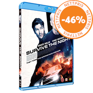 Produktbilde for Survive The Night (BLU-RAY)
