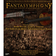 Produktbilde for Fantasymphony - One Concert To Rule Them All (Soundtracks From Harry Potter, Game Of Thrones, Lord O (BLU-RAY)