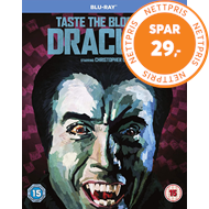 Produktbilde for Taste The Blood Of Dracula (1970) (UK-import) (BLU-RAY)