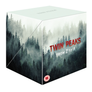 Produktbilde for Twin Peaks - Sesong 1-3 - From Z To A - Coll. Edition (UK-import) (BLU-RAY)