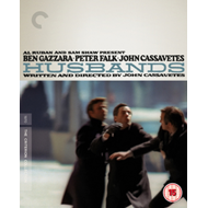 Produktbilde for Husbands (1970) - The Criterion Collection (UK-import) (BLU-RAY)