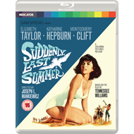Produktbilde for Suddenly Last Summer (1959) / Plutselig, I Fjor Sommer (UK-import) (BLU-RAY)