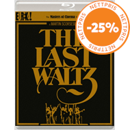 Produktbilde for The Band - The Last Waltz - The Masters Of Cinema Series (UK-import) (BLU-RAY)