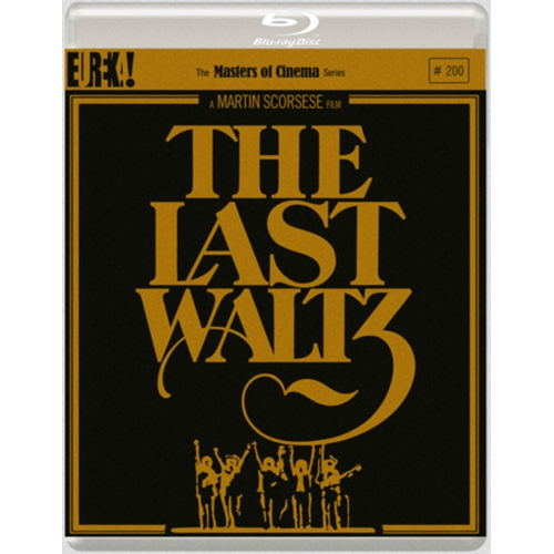 The Band - The Last Waltz - The Masters Of Cinema Series (UK-import) (BLU-RAY)