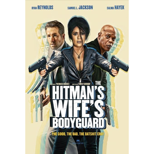 The Hitman's Wife's Bodyguard (BLU-RAY)