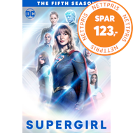 Produktbilde for Supergirl - Sesong 5 (UK-import) (BLU-RAY)