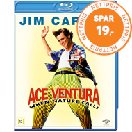 Produktbilde for Ace Ventura 2: When Nature Calls (1995) / Naturen Kaller (BLU-RAY)