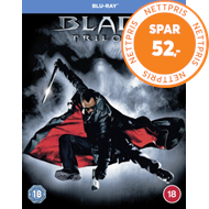 Produktbilde for Blade 1-3 (UK-import) (BLU-RAY)