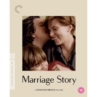 Produktbilde for Marriage Story - The Criterion Collection (UK-import) (BLU-RAY)
