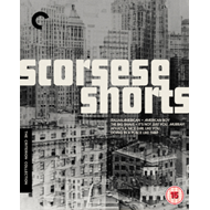 Produktbilde for Scorsese Shorts - The Criterion Collection (UK-import) (BLU-RAY)