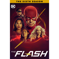 Produktbilde for The Flash - Sesong 6 (UK-import) (BLU-RAY)