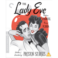 Produktbilde for The Lady Eve (1941) - The Criterion Collection (UK-import) (BLU-RAY)