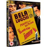 Produktbilde for Murders In The Rue Morgue (1932) / The Black Cat (1934) / The Raven (1935) (UK-import) (BLU-RAY)