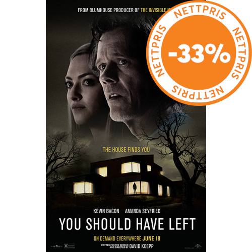 You Should Have Left (BLU-RAY)