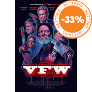 Produktbilde for Vfw (BLU-RAY)