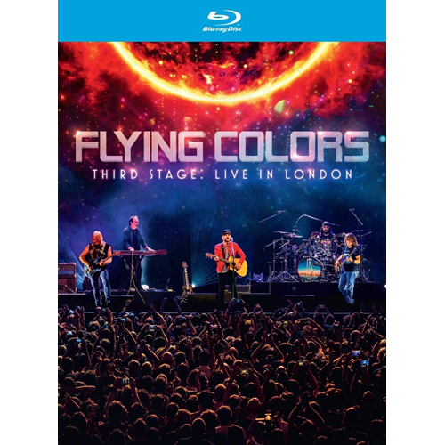 Flying Colors - Third Stage: Live In London (BLU-RAY)
