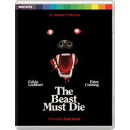 Produktbilde for The Beast Must Die (1974) (UK-import) (BLU-RAY)