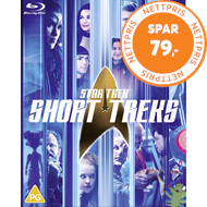 Produktbilde for Star Trek: Short Treks (UK-import) (BLU-RAY)