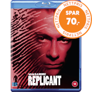 Produktbilde for Replicant (2001) (UK-import) (BLU-RAY)