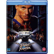 Produktbilde for Street Fighter (1994) (UK-import) (BLU-RAY)