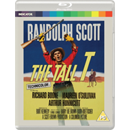 Produktbilde for The Tall T (1957) (UK-import) (BLU-RAY)