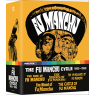 Produktbilde for The Fu Manchu Cycle 1965-1969 (UK-import) (BLU-RAY)