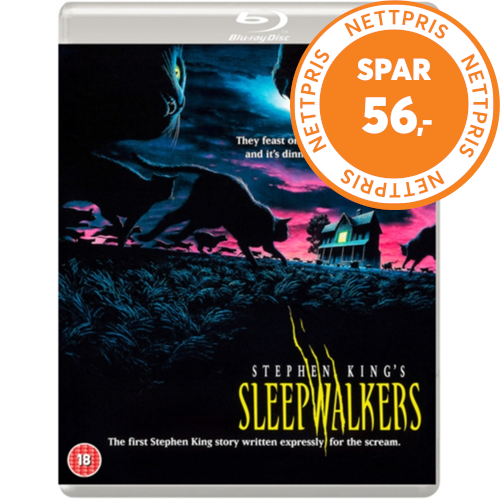 Sleepwalkers (1992) (UK-import) (BLU-RAY)