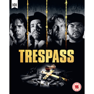 Produktbilde for Trespass (1992) / Forbudt Område (UK-import) (BLU-RAY)