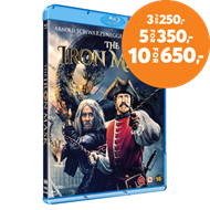 Produktbilde for The Iron Mask (2019) (BLU-RAY)